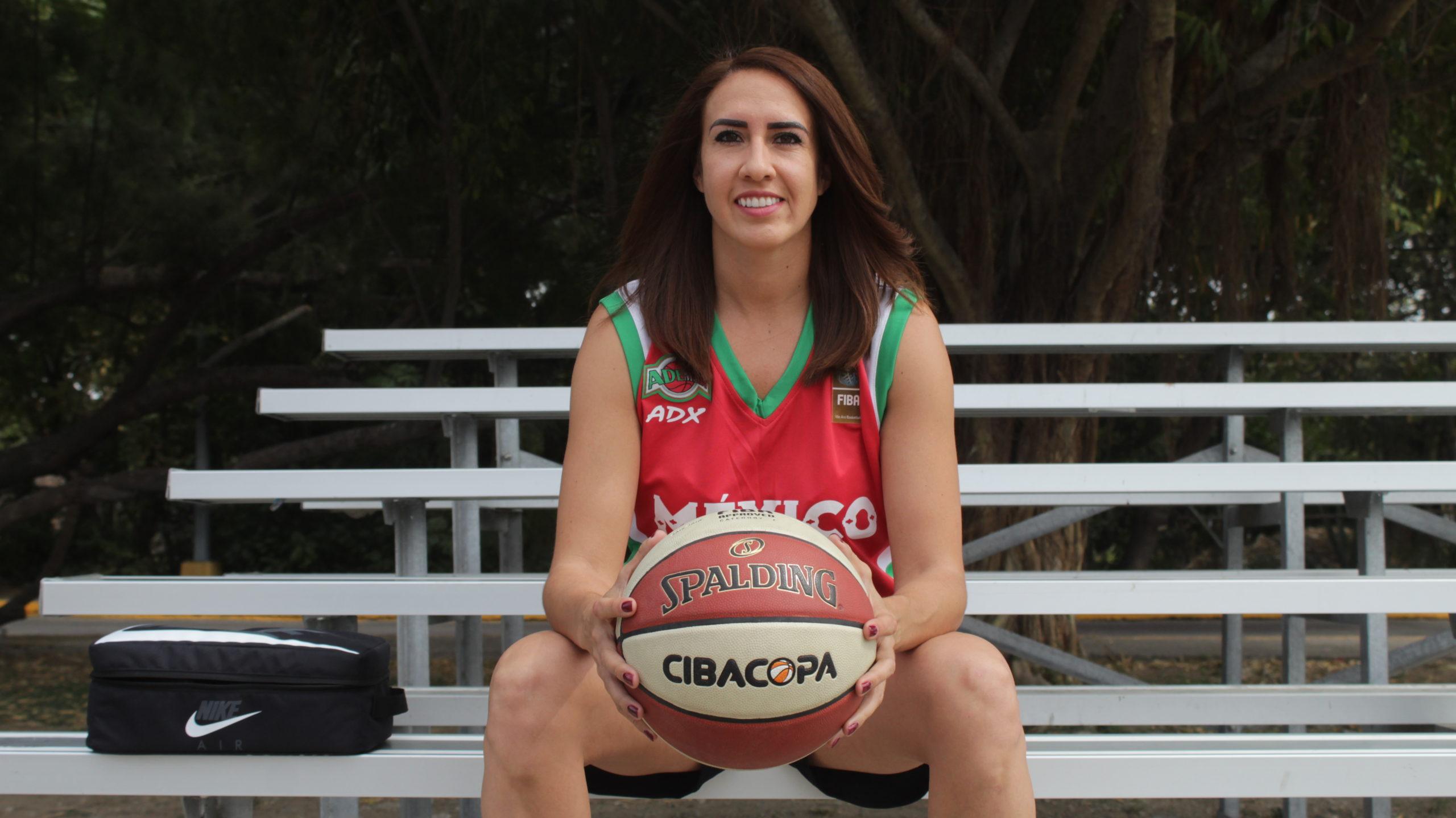 Adaptarse y nunca rendirse, la clave de Sofía Moreno