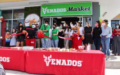 Abre sus puertas Venados Market sucursal Sábalo