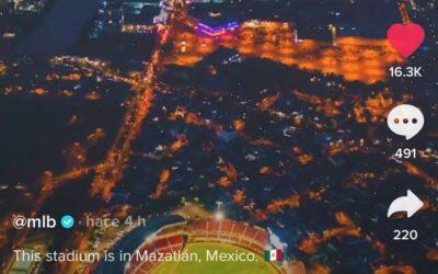 Mazatlán el lugar más hermoso del mundo para un estadio de beisbol: Grandes Ligas