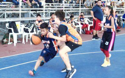 Se impone la casa en la primera jornada de la Copa Mazatlán Basketball-Venados