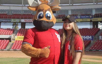 Melipandda, la tiktoker fan de Venados de Mazatlán, nominada a los Premios MIAW 2021