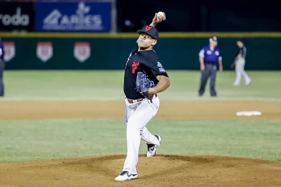 Ignacio Marrujo acapara reflectores en la Liga Mexicana de Beisbol