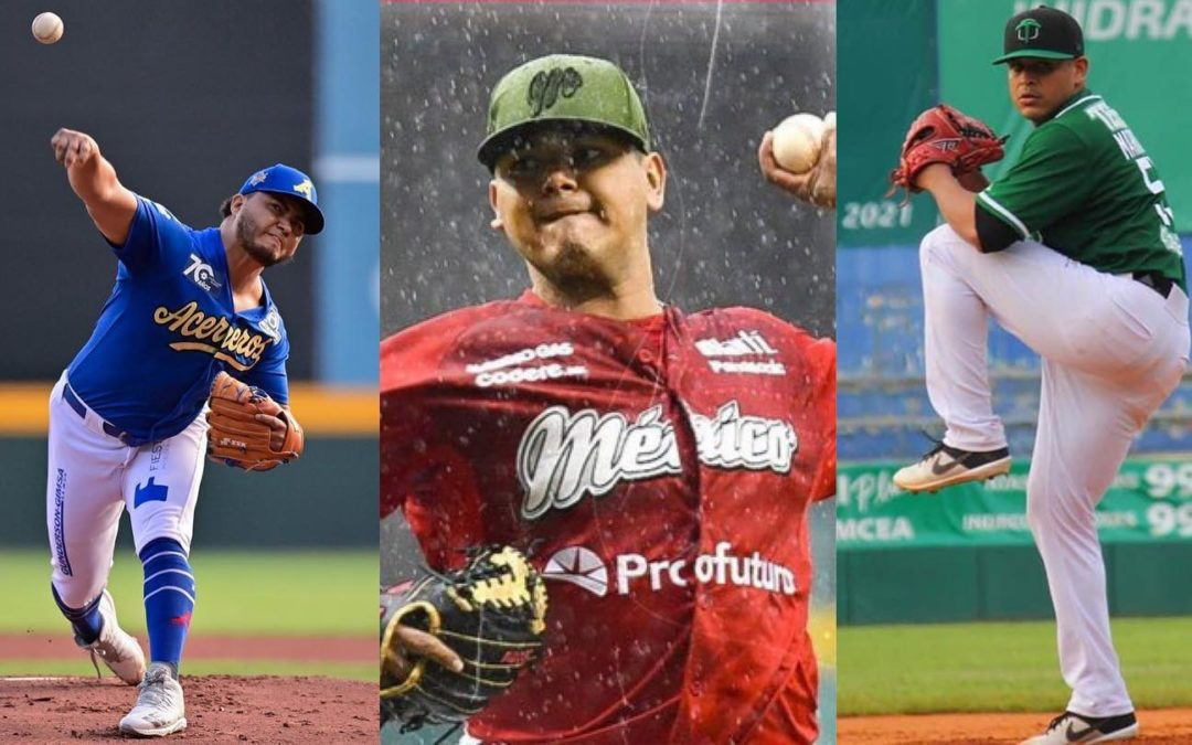 Lanzadores de Venados de Mazatlán lucen en la Liga Mexicana de Beisbol