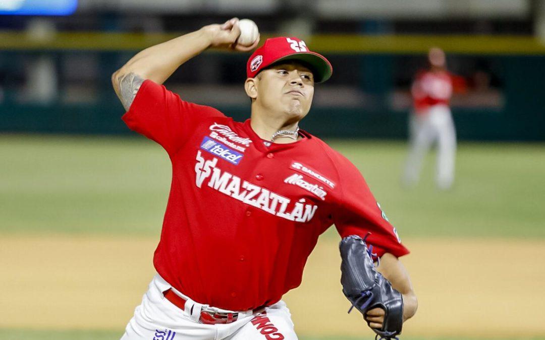 Los lanzadores de Venados de Mazatlán se encuentra entre los mejores en el verano