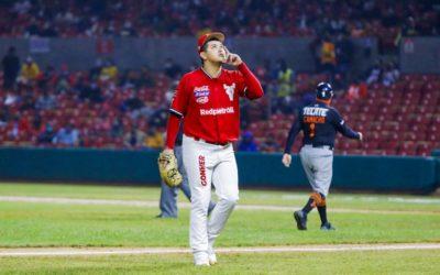 Lanzadores de Venados de Mazatlán en el top de la Liga Mexicana de Beisbol