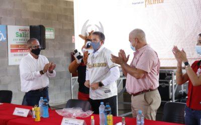 Eddie Díaz será el timonel de Venados de Mazatlán