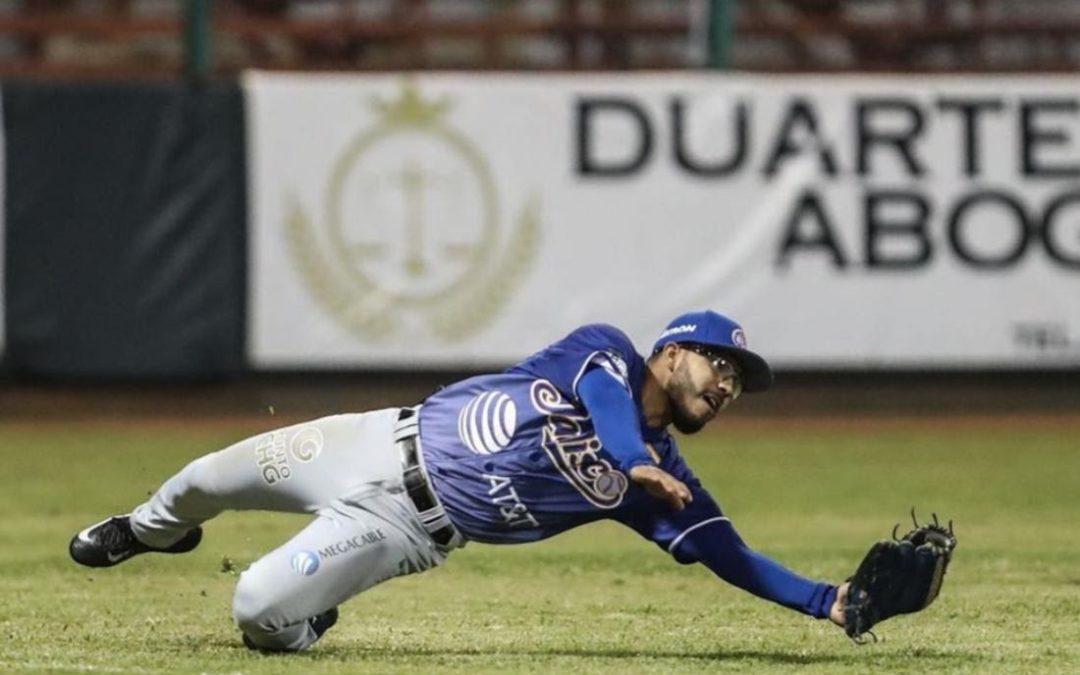 Venados de Mazatlán fortalece infield con la llegada de Oziel Flores