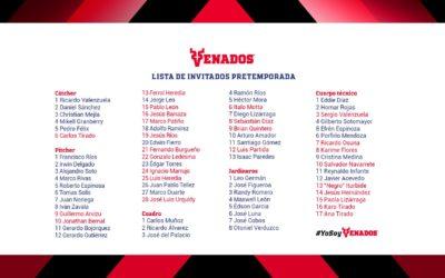 Venados de Mazatlán presenta a convocados para la pretemporada