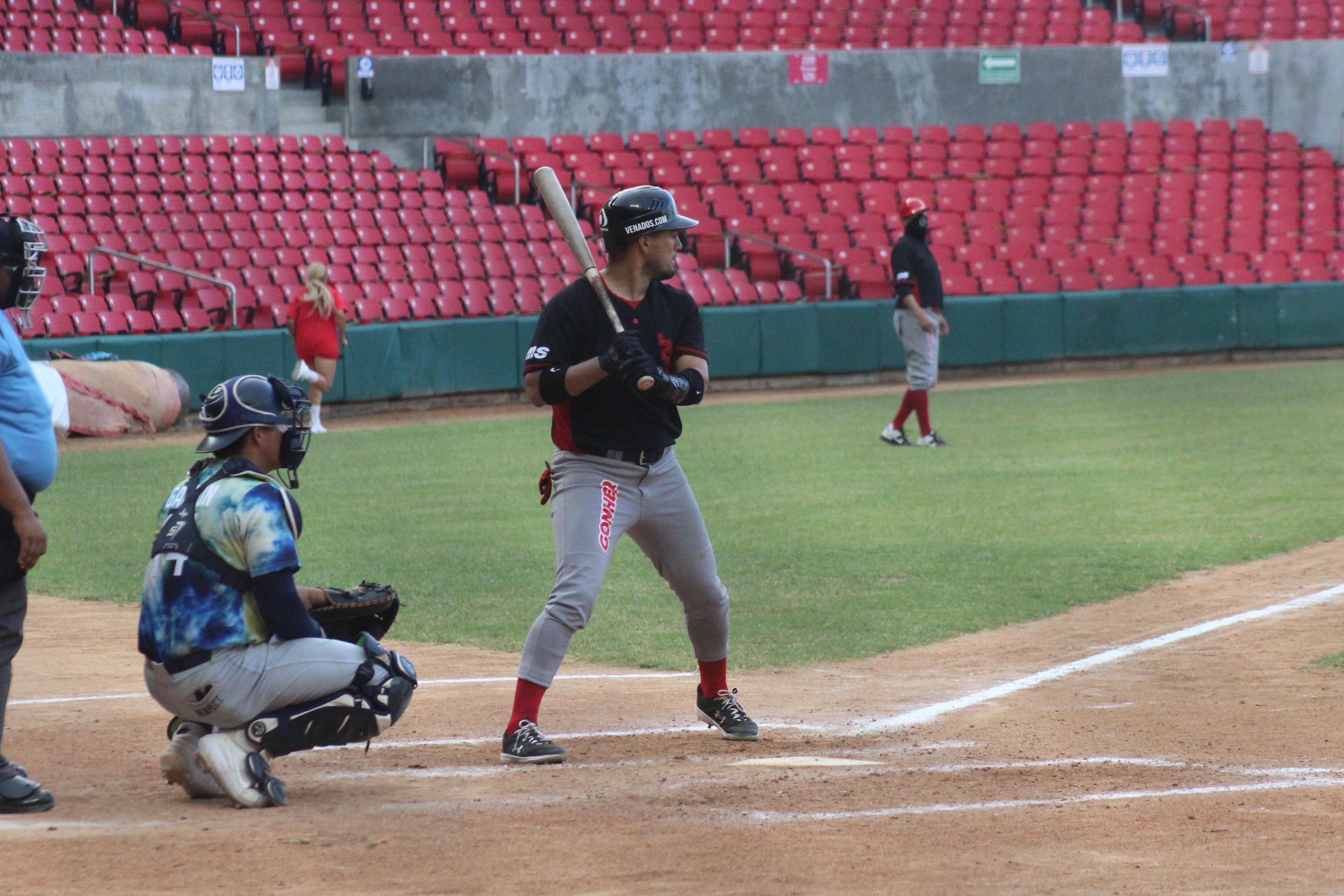 Venados de Mazatlán logra el triunfo en el arranque de sus juegos de preparación
