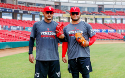 Venados de Mazatlán fortalece su pitcheo con las incorporaciones de Francisco Ríos y Marco Duarte