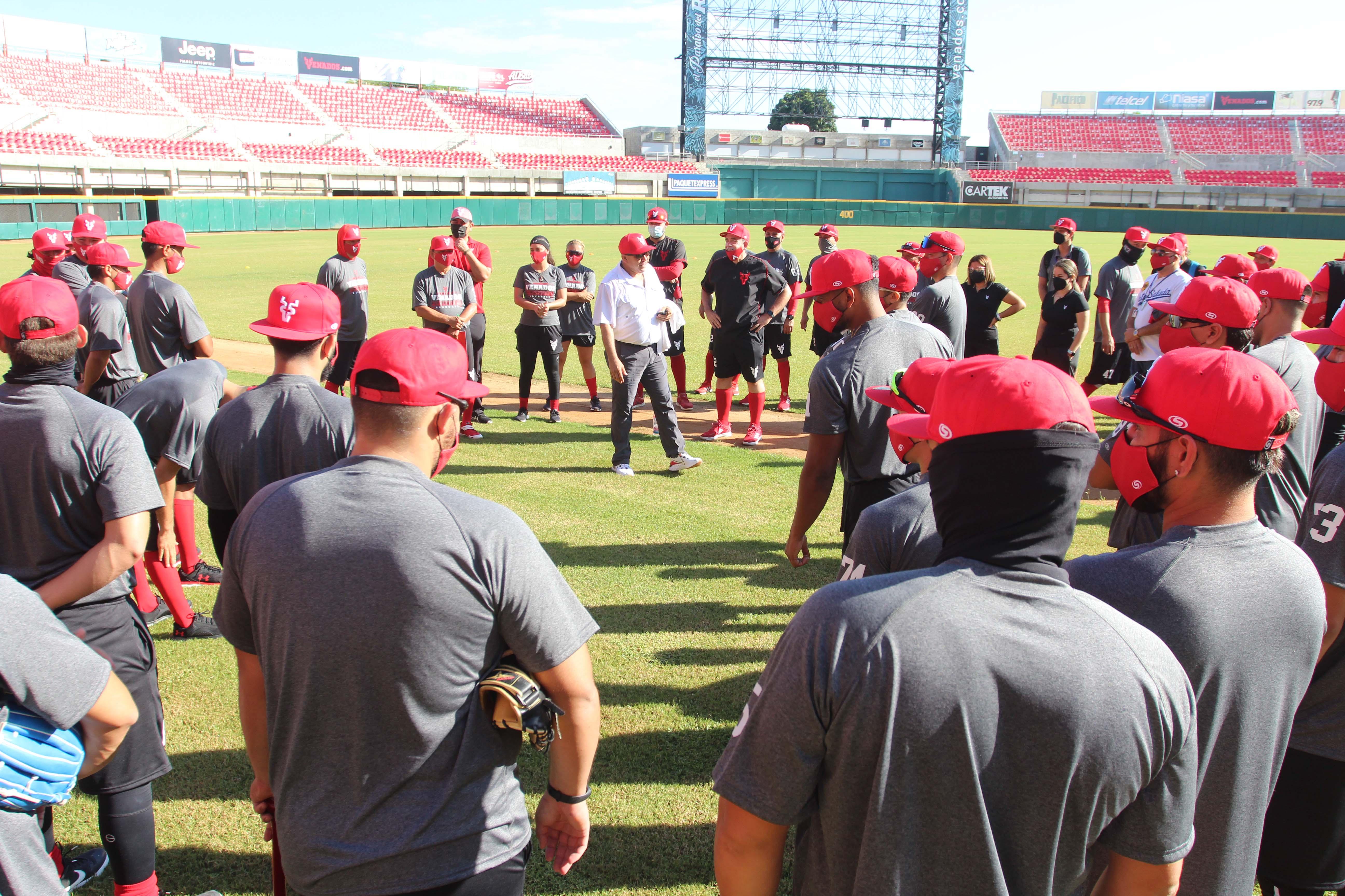 Venados de Mazatlán inicia preparación rumbo a la temporada 21-22 de la LAMP